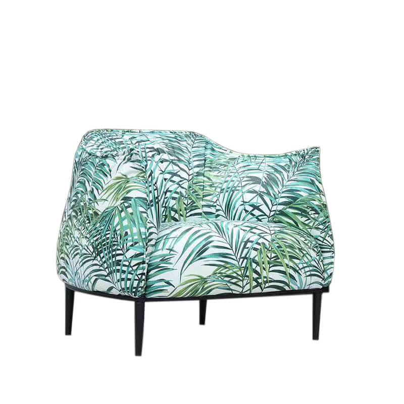upholstered leisure chair