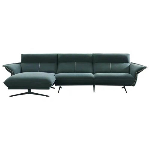 Left hand facing sectional with chaise