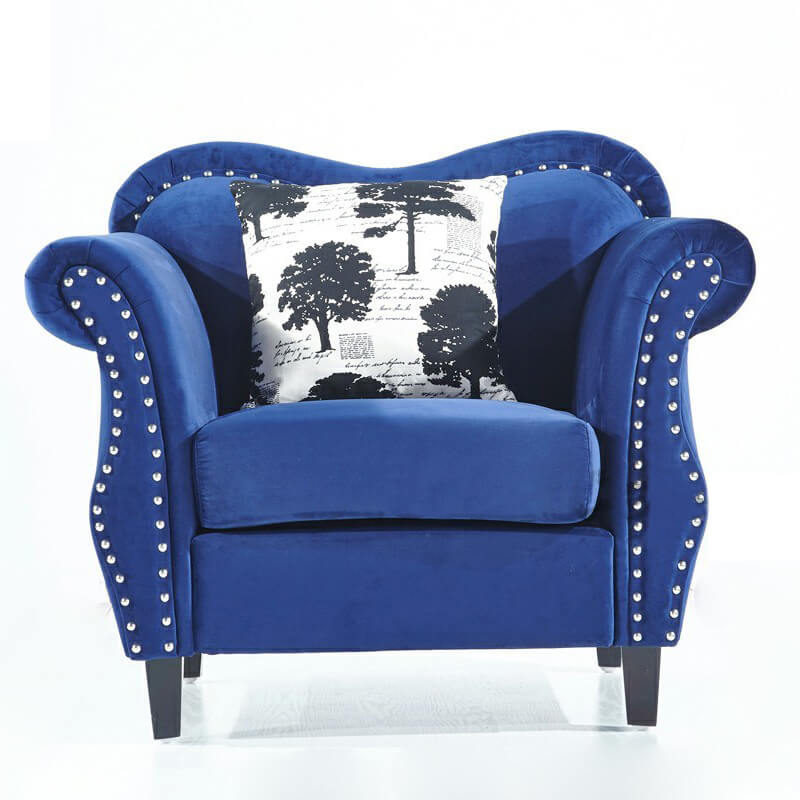 accent 1 seater sofa chair