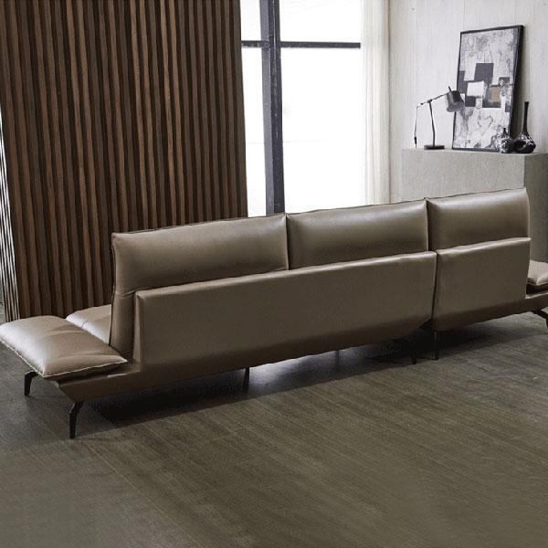 back of corner sofa