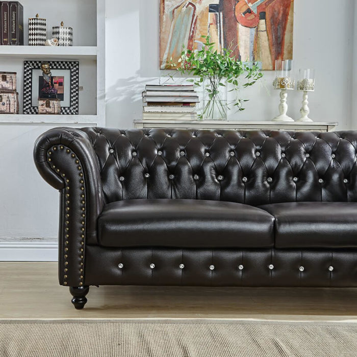 chesterfield sofa 3 seater