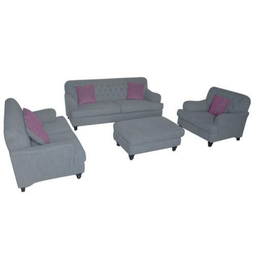 farmhouse style chesterfield sofa
