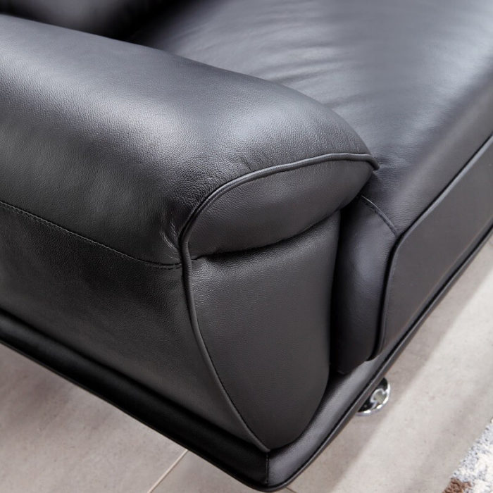 comfortable sofa arm