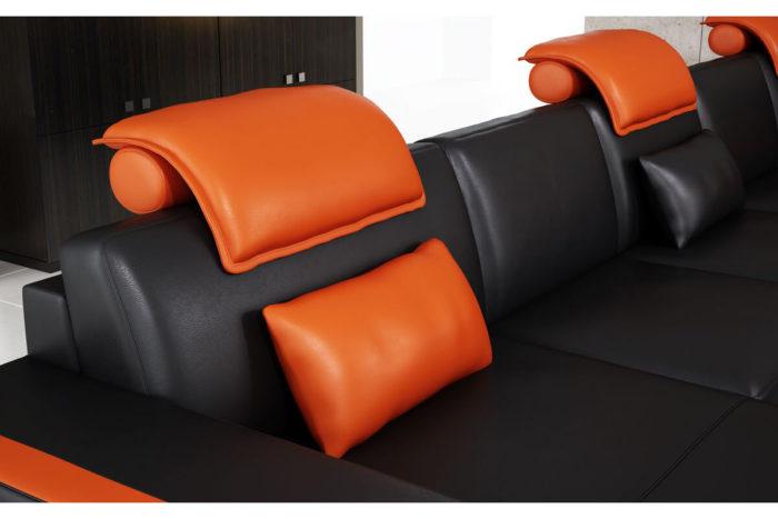 comfortable sofa back design