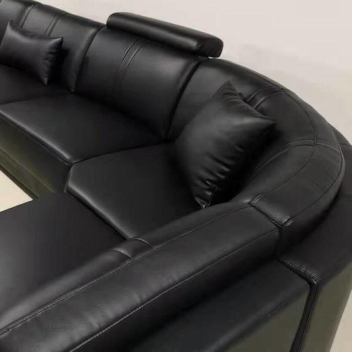 comfortable sofa back
