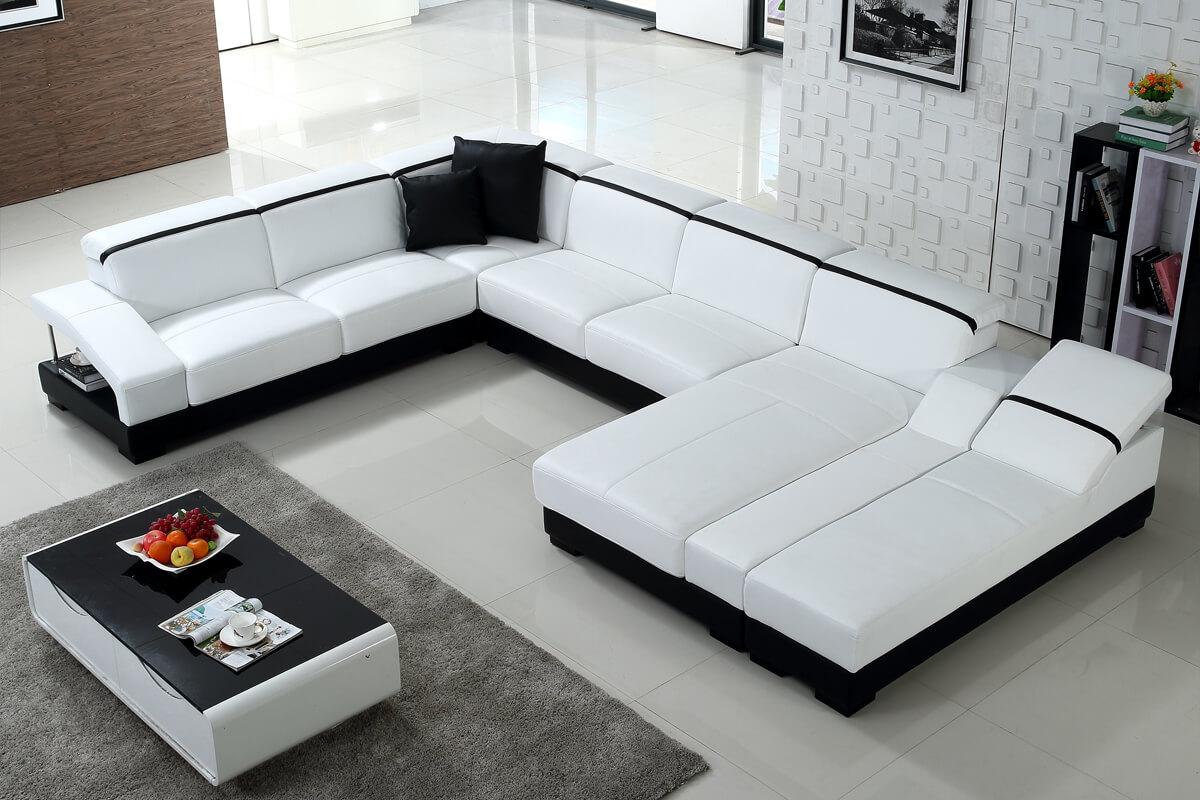 modular corner sofa with chaise lounge