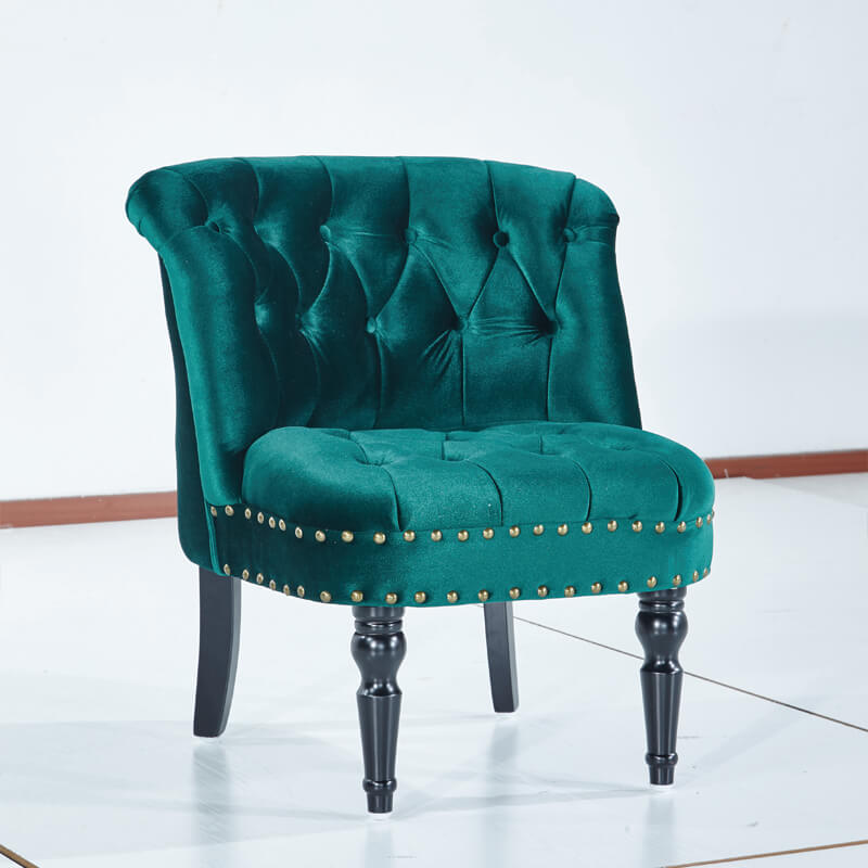 high back chesterfield chair