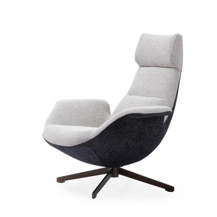 high back leisure chair