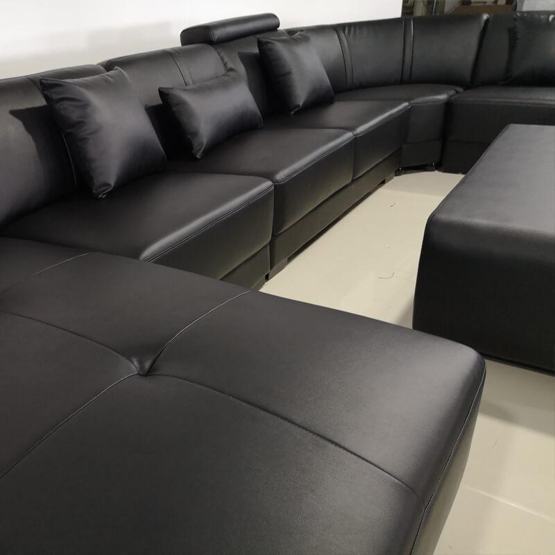 high density foam sofa