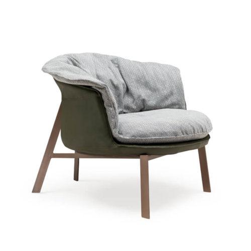 interior modern single lounge chair