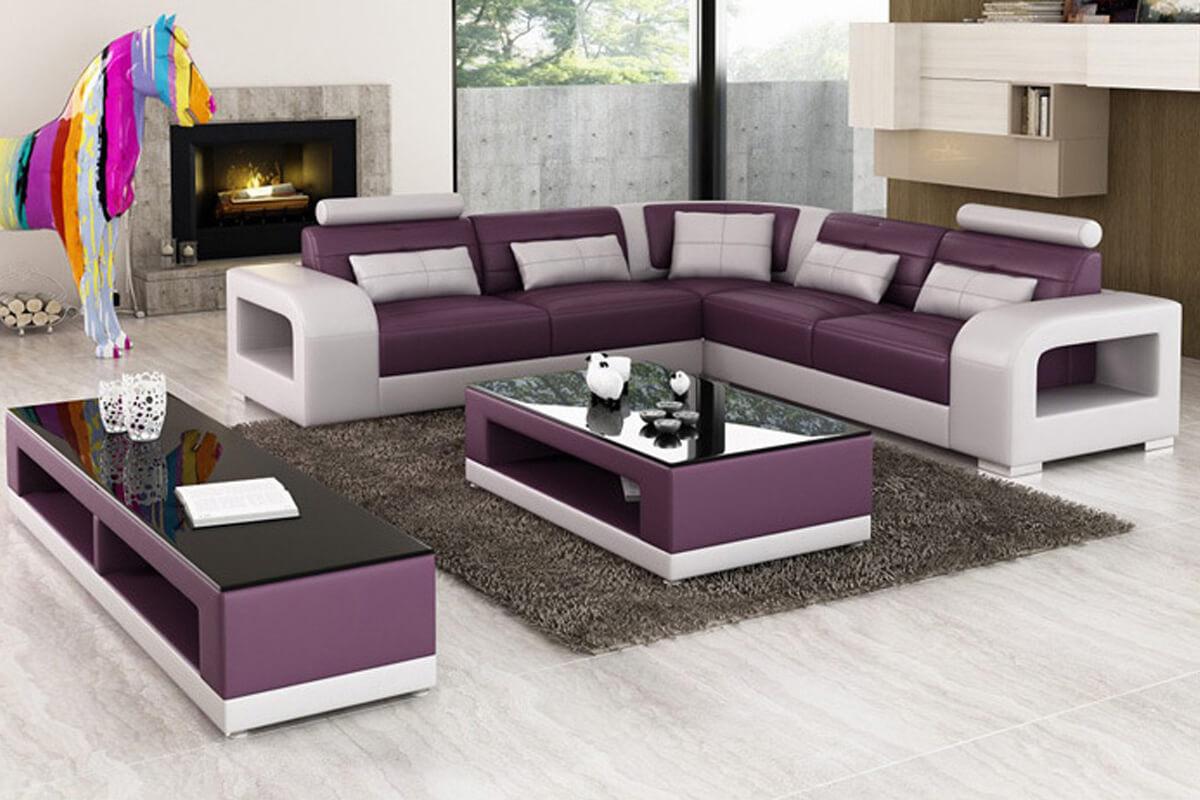 modern l shaped sofa lounge