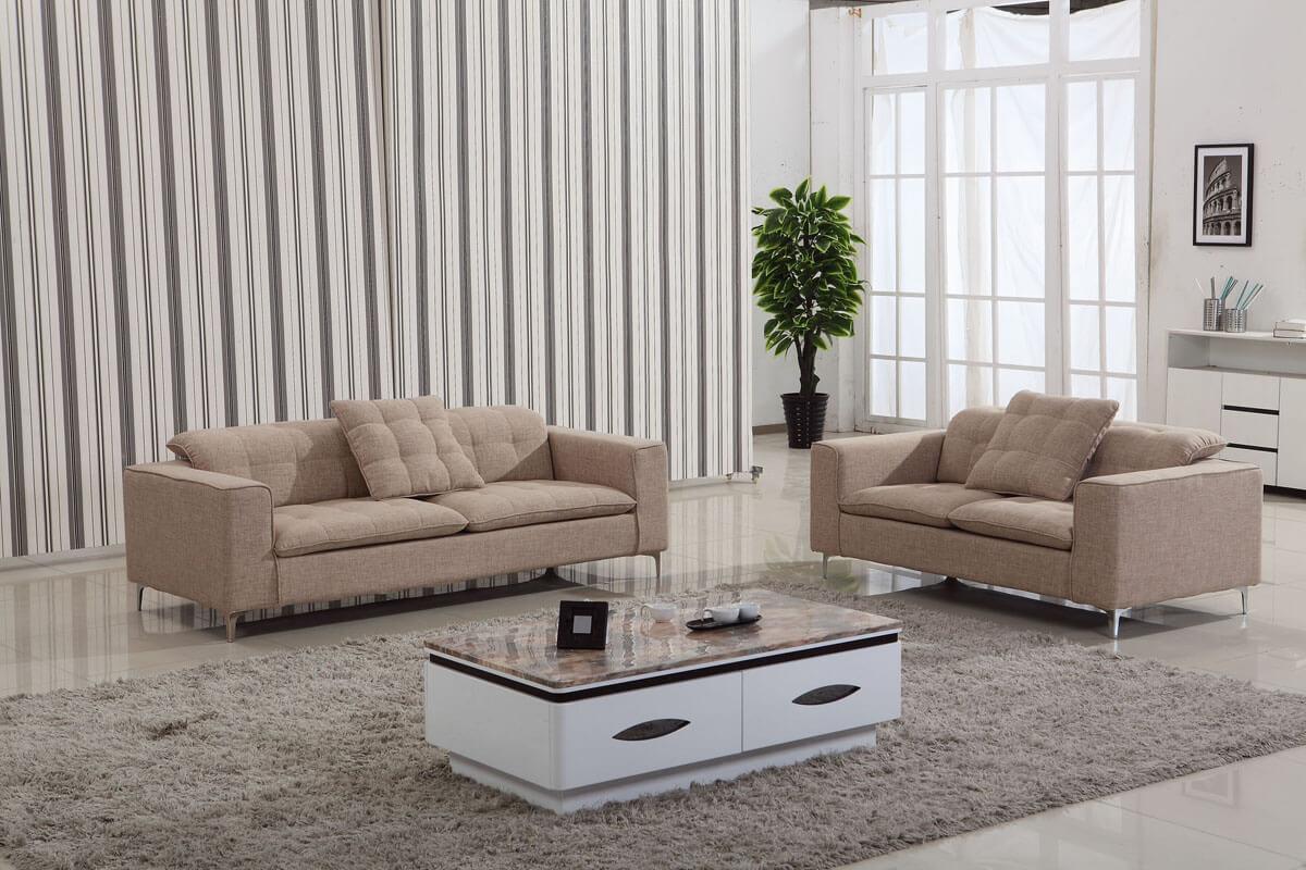 lastest designed wooden sofa set