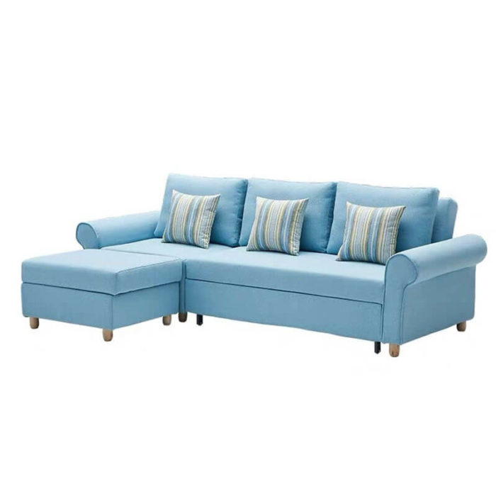 comfy lazy pull out sofa bed