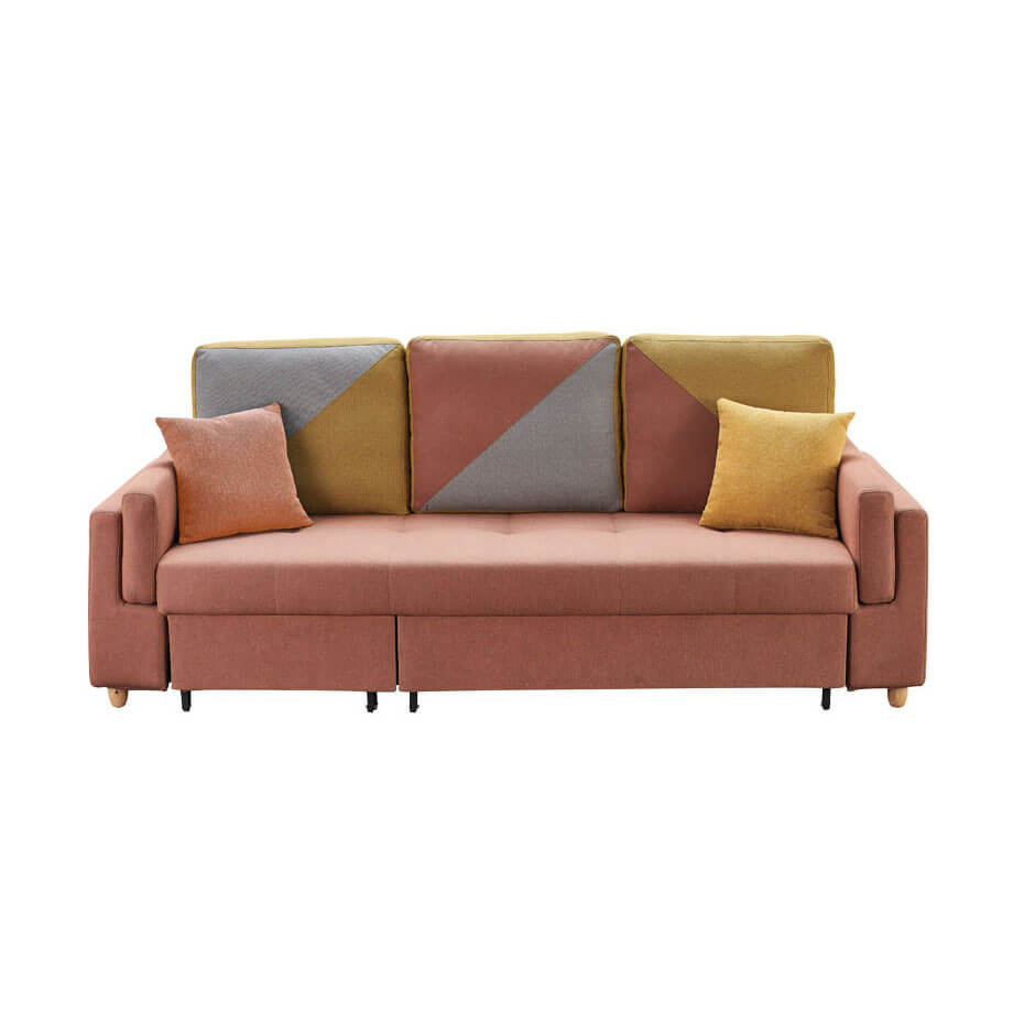 modern pull out sofa couch bed