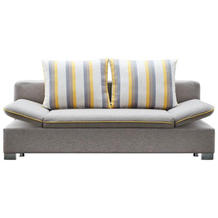 grey sleeper futon sofa