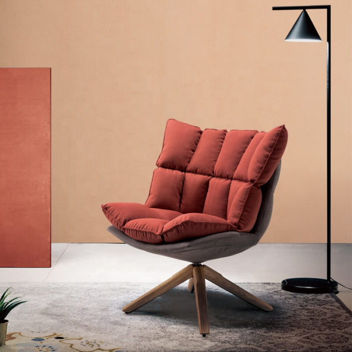 modern design husk chair