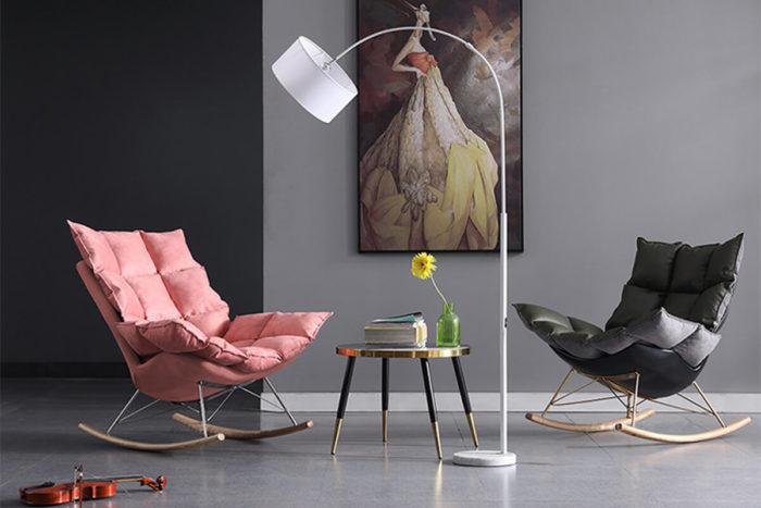 modern indoor chair