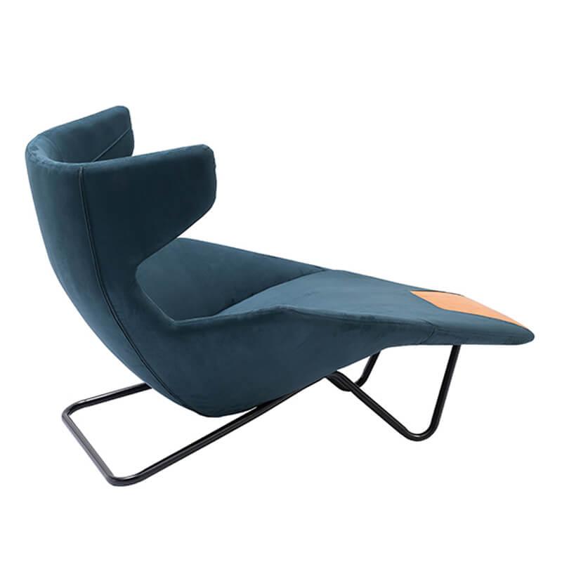 modern lounge reading chair