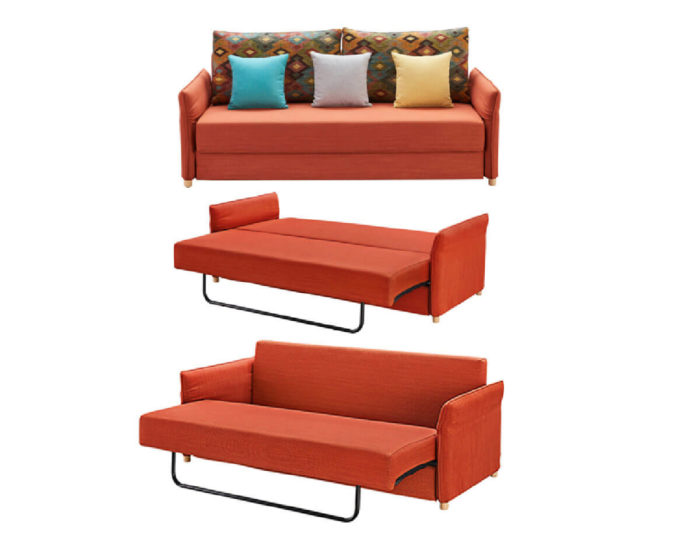 small folding sofa bed