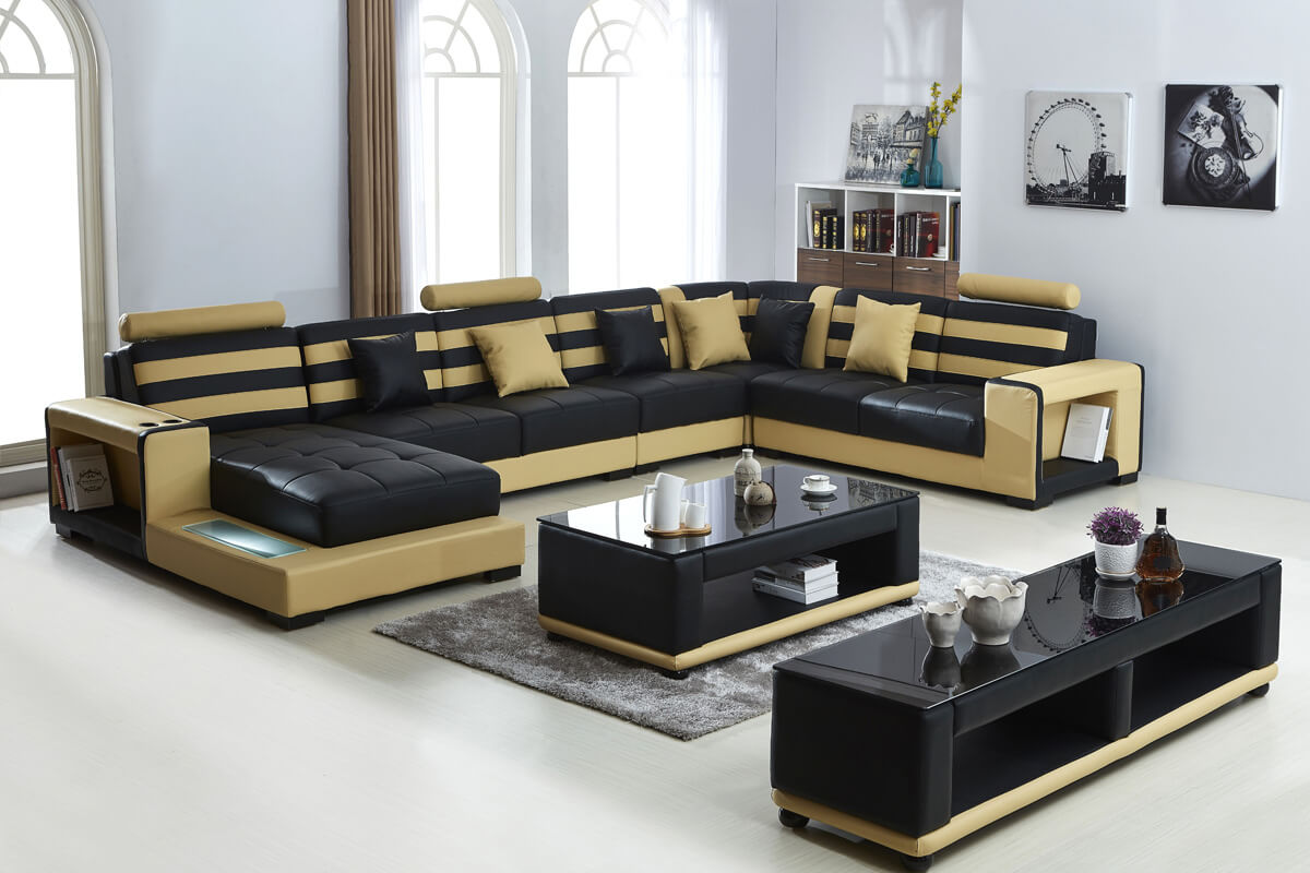 deep seated sectional sofa with chaise