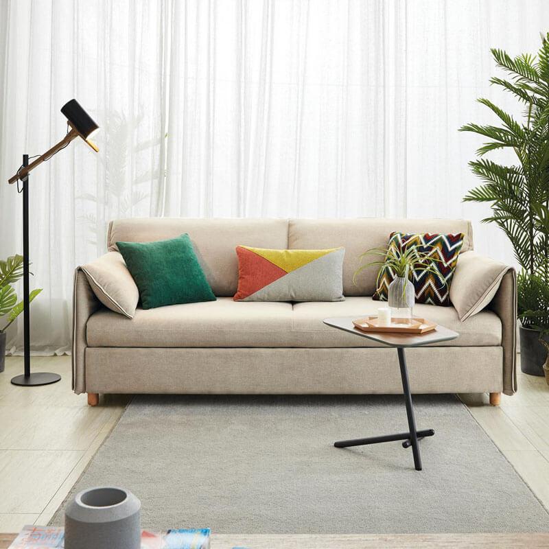 apartment size comfort sleeper sofa