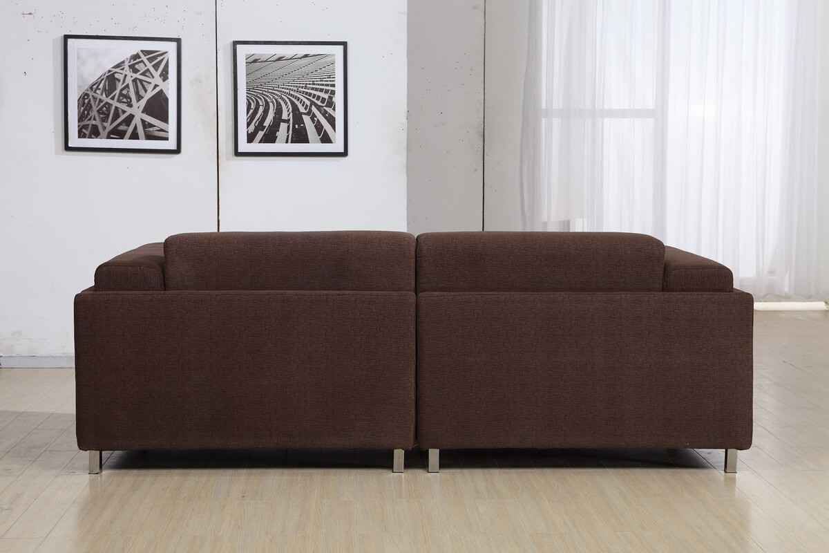 2 seater sofa back