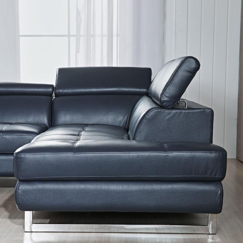 sofa adjustable headrest