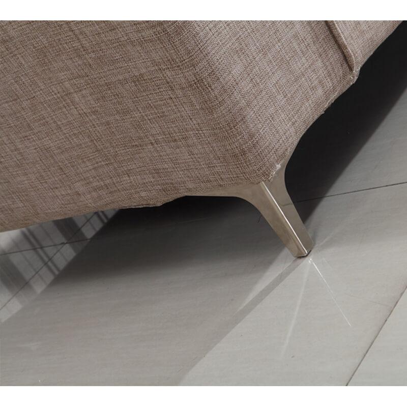 sofa metal legs