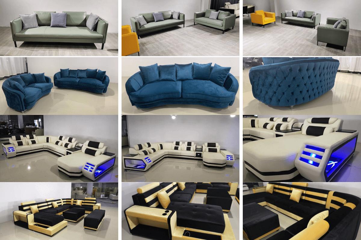 new sofa design