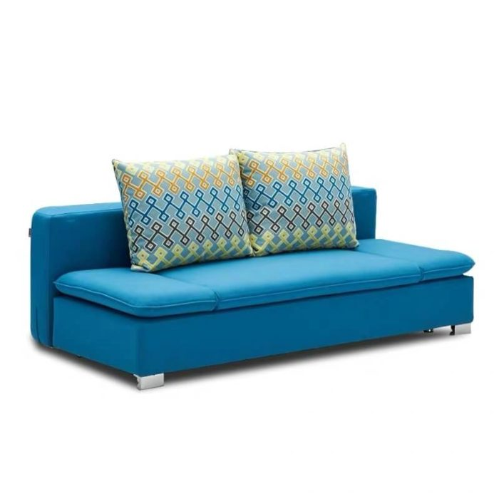 2 seater fold out sofa bed