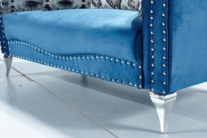 sofa stainless steel legs