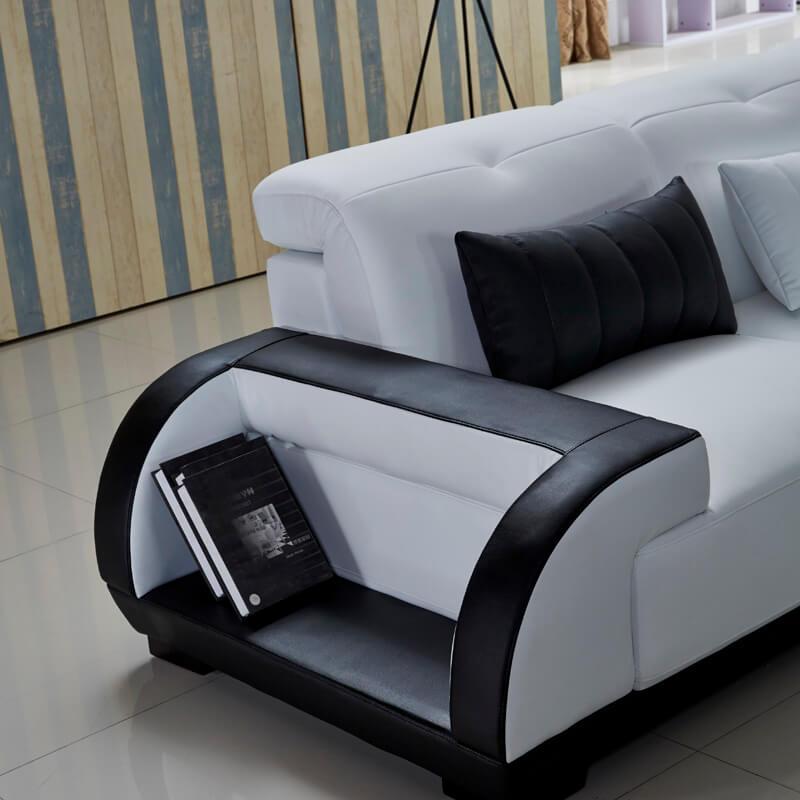 storage sofa arm
