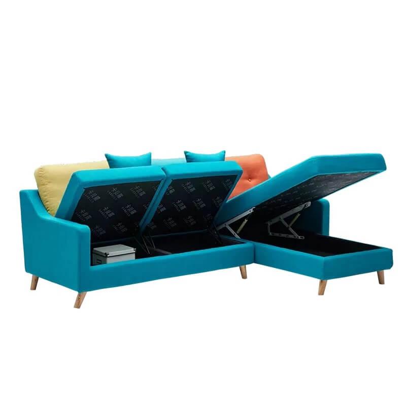 storage furniture sofa bed made in china