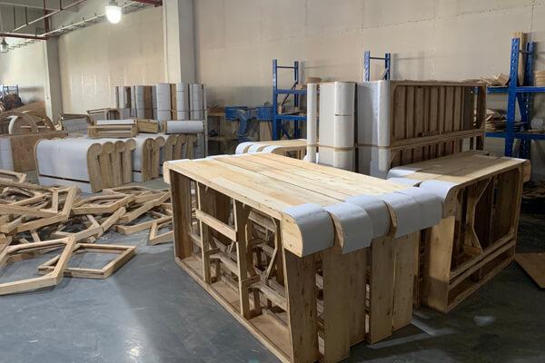 sofa production