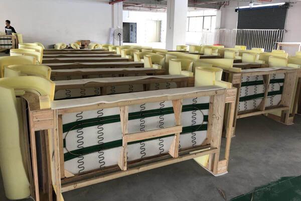sofa large production