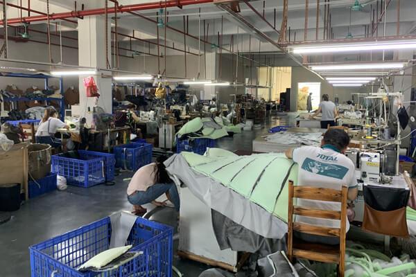 sofa sewing & tailor workshop