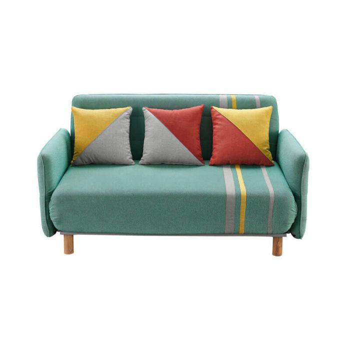 Mini small single sofa bed