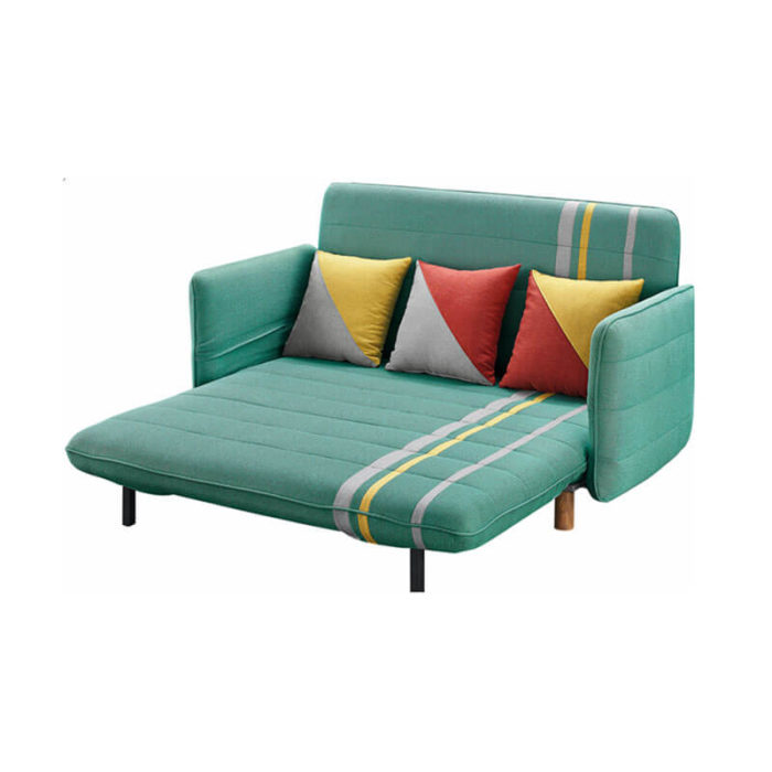futon sofa bed for small spaces