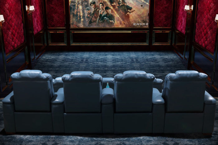 home theater electric seating