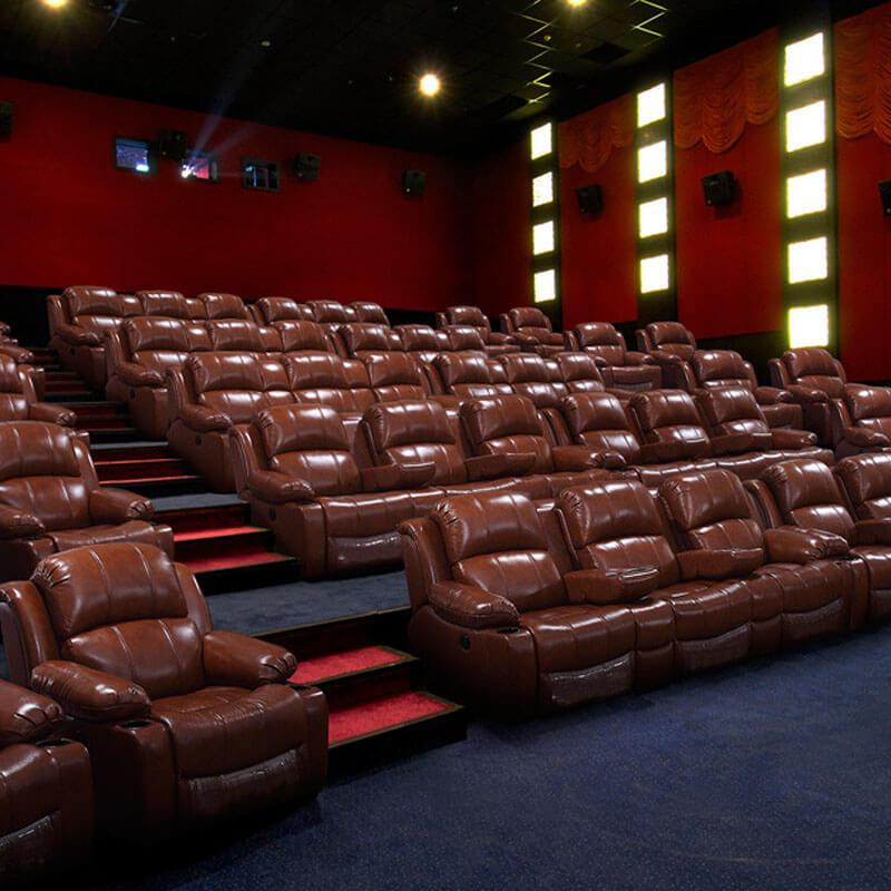 cutom cinema theater seating