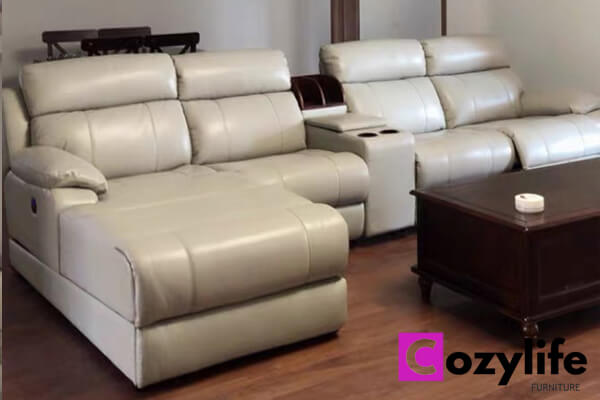power recliner sofa with chaise