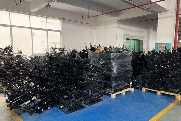 Cozylife factory recliner mechanism