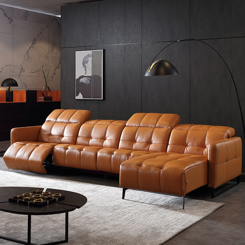 large sectional recliner with chaise