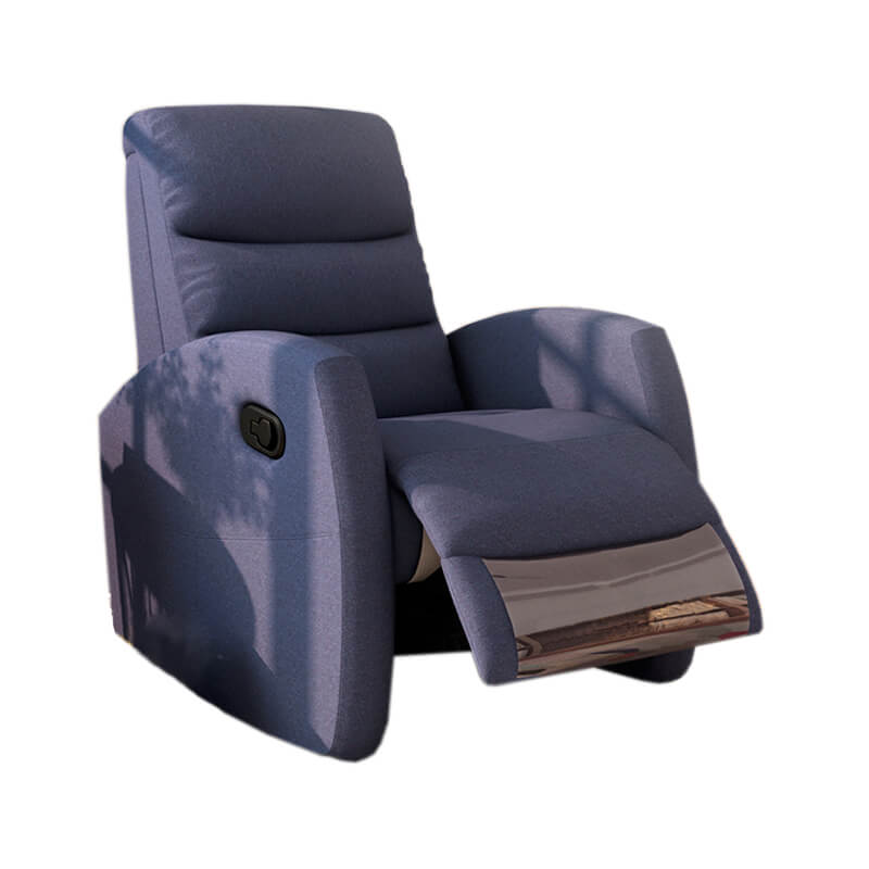 Manual lift chair recliner