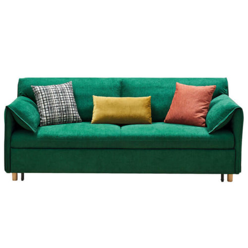 modern 3-seater sleeper sofa